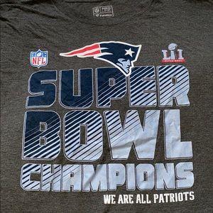 Patriots Super Bowl LI T-Shirt